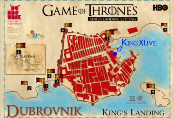 King XLive's Birthday @ Kings Landing - PGC  -  GC68HE5
